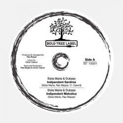 """Sista Maria /  Dubass /  Russ D - Independent Sardinia / Sardinia Dub - 10"""""""