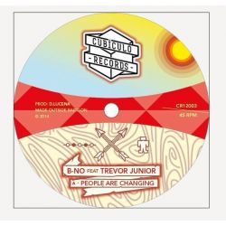 B-no /  Trevor Junior - People Are Changing - 12""