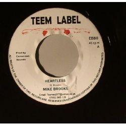 "Mike Brooks - Heartless - 7"""