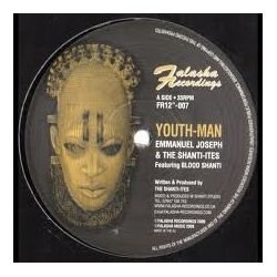 Emmanuel Joseph /  The Shanti-Ites - Youth-Man / Highest Region - 12""