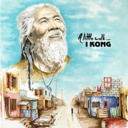 I Kong - A Little Walk - LP