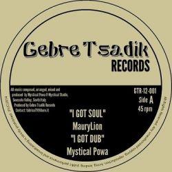 """MauryLion /  Daman /  Mystical Powa - I Got Soul - 12"""""""