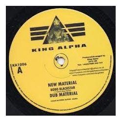 """Bobo Black Star - New Material / Still Deh Yah - 10"""""""
