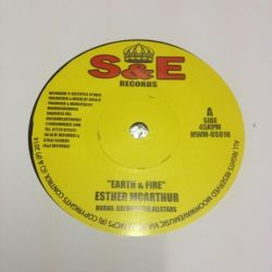 Esther Mcarthur - Earth & Fire - 7""