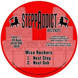 Tomaski /  Wise Rockers - Problem in the dance + dub / Next Step + dub - 10""