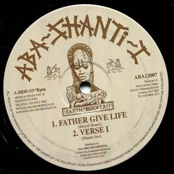 Blood Shanti /  The Shanti-Ites - Father Give Life / Cape Horn - 12""