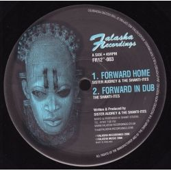 Sister Audrey /  The Shanti-Ites - Forward Home - 12""