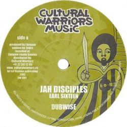 Earl Sixteen , Rod Taylor - Jah Disciples , Too Long - 10""