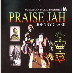 Johnny Clarke - Praise Jah - LP