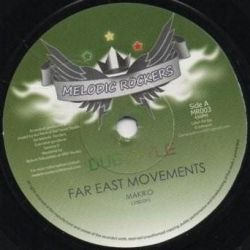 Makiko /  Ital Mick - Far East Movements - 7""