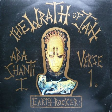Aba-Shanti-I /  The Shanti-Ites - The Wrath Of Jah Verse I (Earth Rocker) - LP