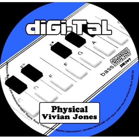 "Vivian Jones - Physical - 7"""