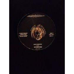 """Sugar Dee - Jah Warning - 10"""""""