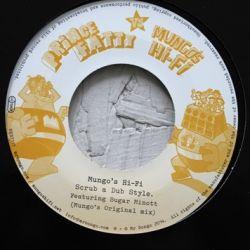 """Mungo's Hi-Fi /  Sugar Minott - Scrub A Dub Style - 7"""""""