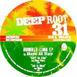 Abassi All Stars - Humble Lion EP - 10""
