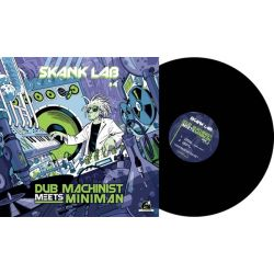 The Dub Machinist /  Miniman - Skank Lab 4 - Dub Machinist Meets Miniman - 12""