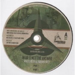 Roots Revival Soundsystem /  Trulaikes - War Is Not The Answer / Onward Forward To Zion - 12""