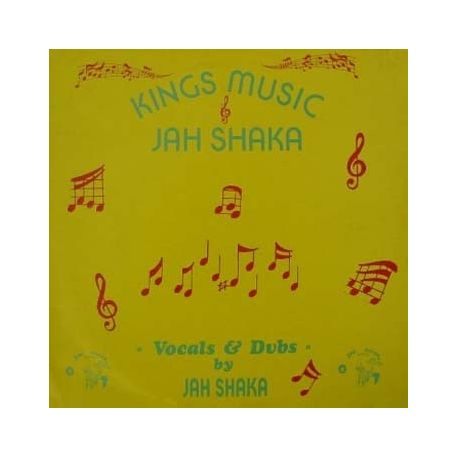 Jah Shaka - Kings Music - LP
