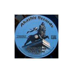 "Zebby Blax - Roots Music - 7"""