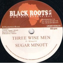 Sugar Minott - Three Wise Men - 7""