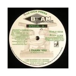 Special A. /  Mixman - I Thank You - 10""