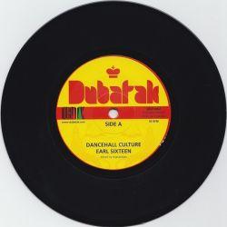"Earl Sixteen - Dancehall Culture - 7"""