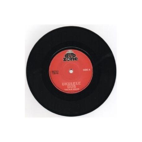 """The Dub Squad - Ukelele Dub  - 7"""""""