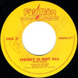 Mike Brooks - Money Is Not All - 7""
