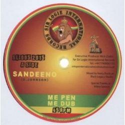 "Sandeeno - Me Pen - 10"""