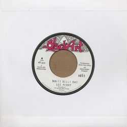 Lee Perry /  Jah Lion - White Belly Rat - 7""