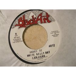 """Lee Perry /  Jah Lion - White Belly Rat - 7"""""""