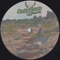 Various - Dub Shoe - Episode 2: Attack Of The Babylonians - 10""