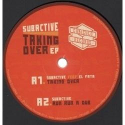 Subactive Sound System /  El Fata /  Danny Dread /  - Taking Over - 12""