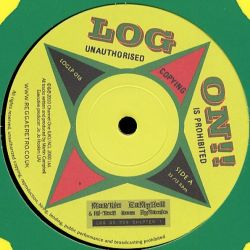 Martin Campbell /  Hi Tech Roots Dynamics - Log On Dub Chapter 1 - LP