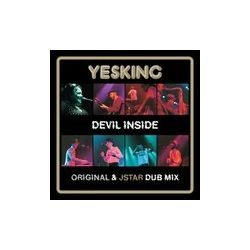 Yes King - Devil Inside - 7""