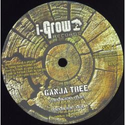 Ganja Tree - Medicine Man , Hard Road To Travel - 10""
