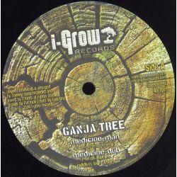 "Ganja Tree - Medicine Man , Hard Road To Travel - 10"""
