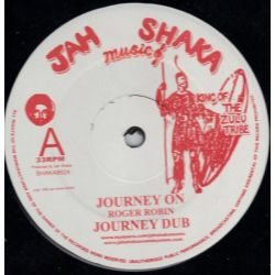Roger Robin - Journey On/ Them Say We Wrong - 12""