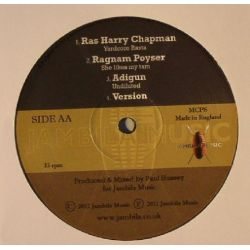 Ras Harry Chapman /  Father Culture - Yardcore Rasta - 12""
