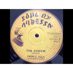 Prince Alla /  The Psalms - The System / Revelation Time - 12""