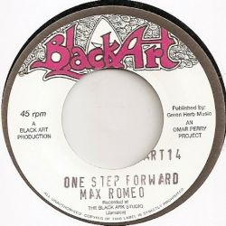 Max Romeo /  The Upsetters - One Step Forward / One Step Dub - 7""