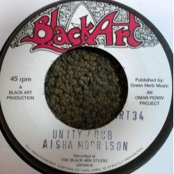 """Aisha Morrison - Ethiopia / Unity - 7"""""""