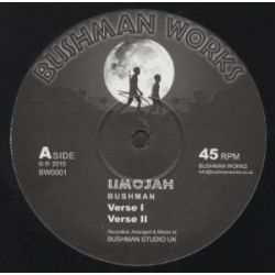 The Bushman - Umojah / Rastaman Cry - 12""