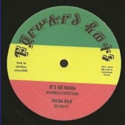 "Ras Ronald /  Sister Taliba - It's Me Mama - 10"""