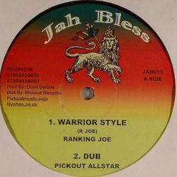 Various - Warrior Style - 10""