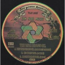 Jah Free /  I-Mitri /  Ras Mat-I - The War Drags On  - 12""