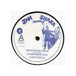 Tony Tuff - Jah Is Everything - 12""