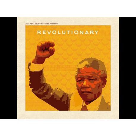 "Ras Daniel Ray /  Peter Youthman - Revolutionary - 12"""