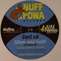 Earl Sixteen /  Dub Providers - Silver & Gold (Extended Mix) / Golden Dub (Extended Mix) - 12""