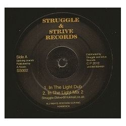 """Uprising Sounds - In The Light Dub / St Annes Yard Dub - 12"""""""